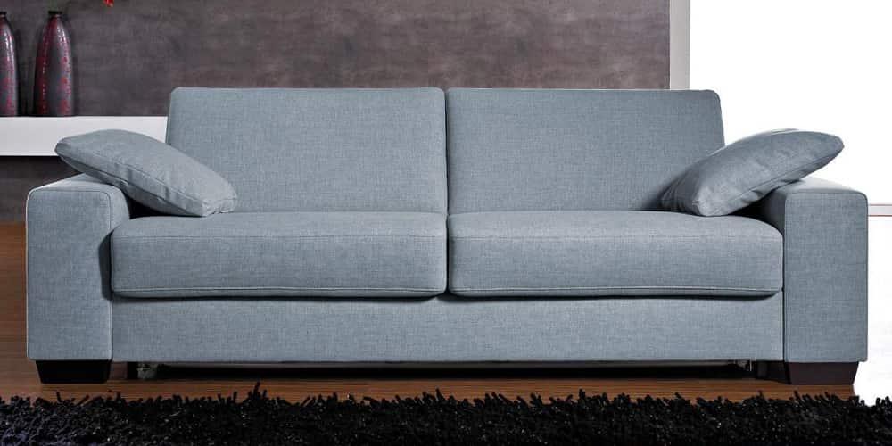 AMSTERDAM DELUXE von sofaplus. Schlafsofa mit Lattenrost für jede Nacht.
